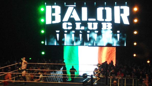 NXT Live Results: Dublin, Ireland