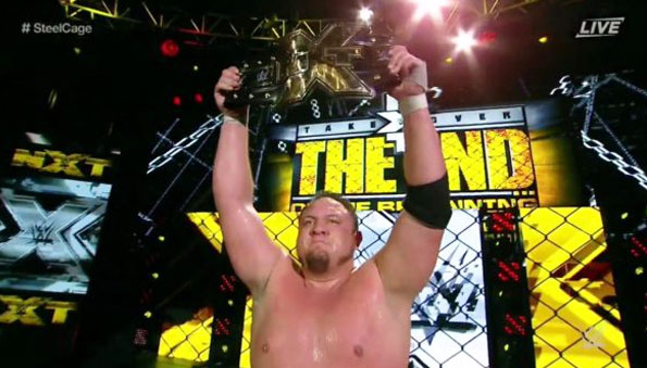 NXT TakeOver: The End Results