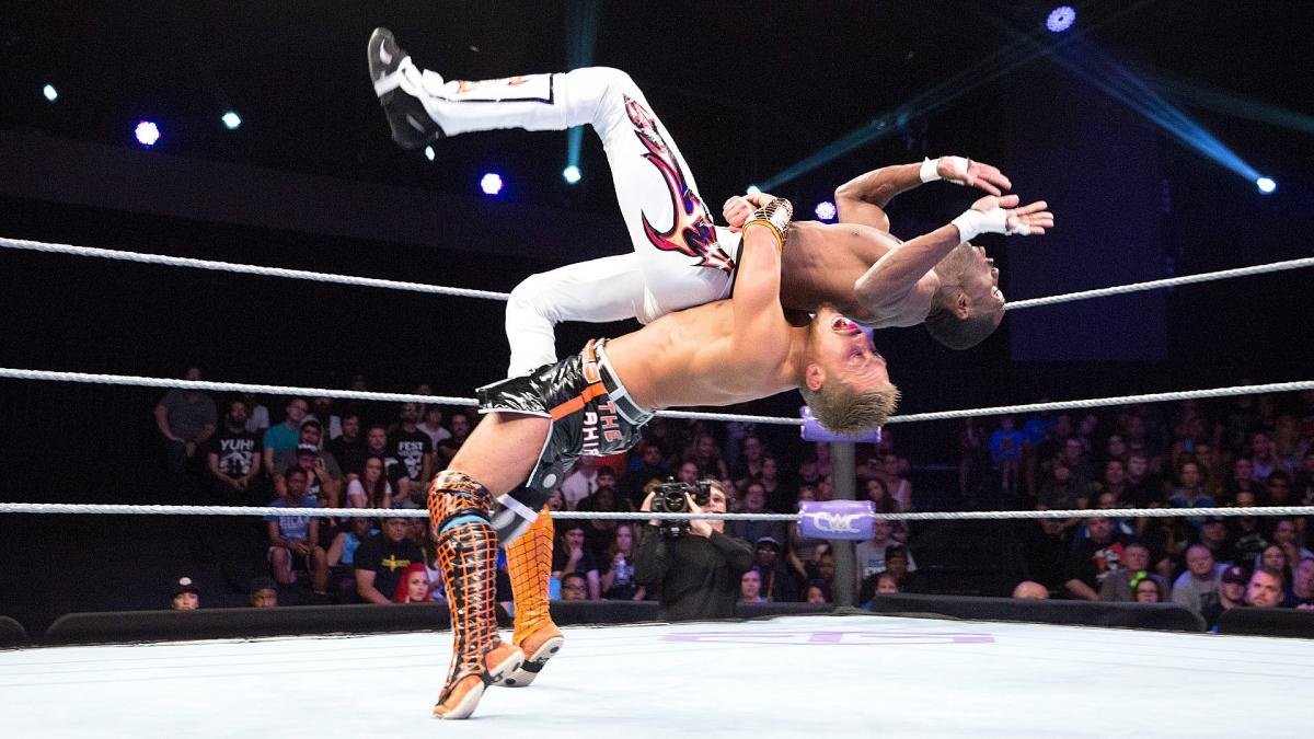 WWE Cruiserweight Classic Results