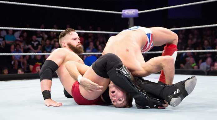 WWE Cruiserweight Classic Review