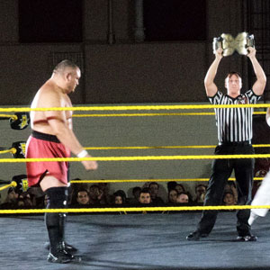 NXT Live Results: Tampa, Florida