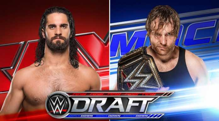 WWE Draft Picks
