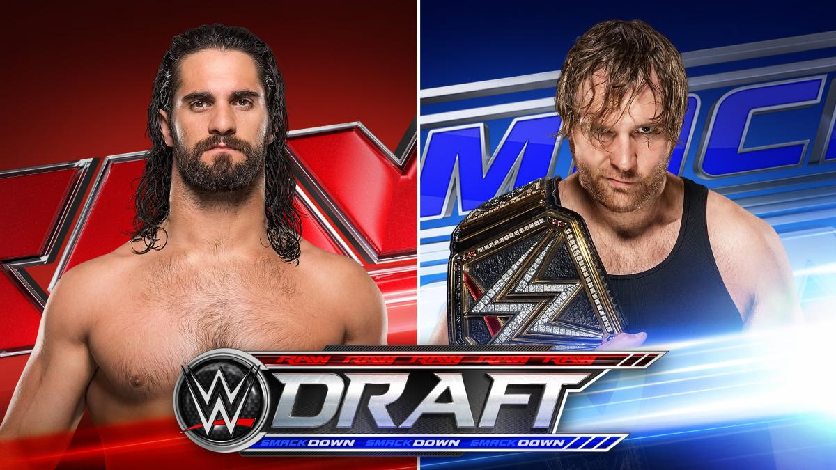 Live coverage of the final 2016 WWE Draft Picks on the WWE Network
