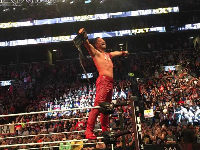 NXT TakeOver: Brooklyn II Results