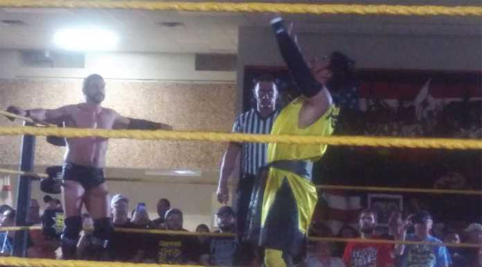 NXT Live Results: Jacksonville, Florida