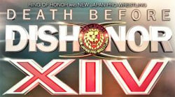 ROH Death Before Dishonor XIV Results 8/19/16