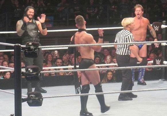 WWE Live Results: Adelaide, Australia