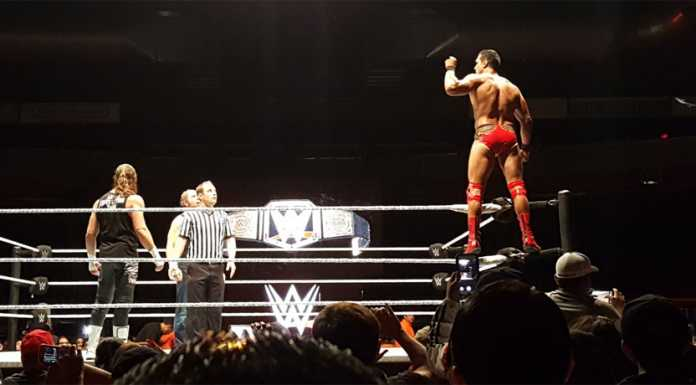WWE Live Results: Hidalgo, Texas