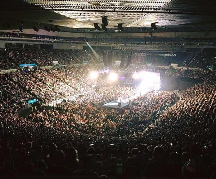 WWE Live Results: Melbourne, Australia