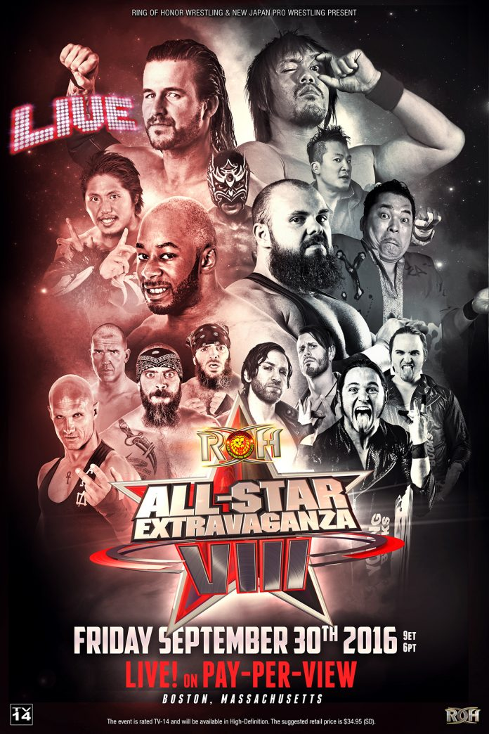 ROH All-Star Extravaganza VIII PPV Preview