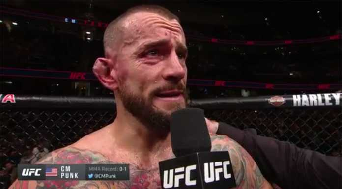 UFC 203 Live Results