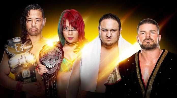 NXT tour