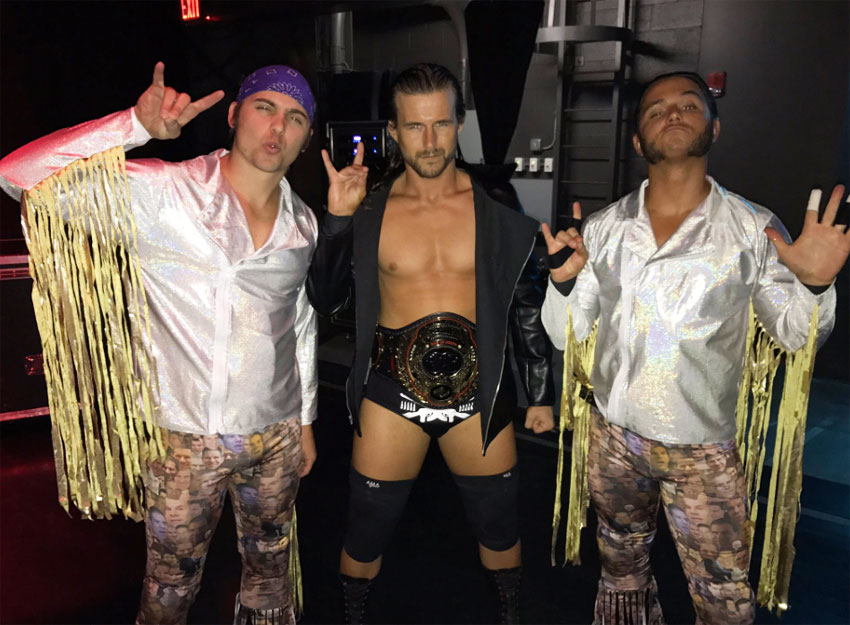 ROH Live Results: Pittsburgh, Pennsylvania