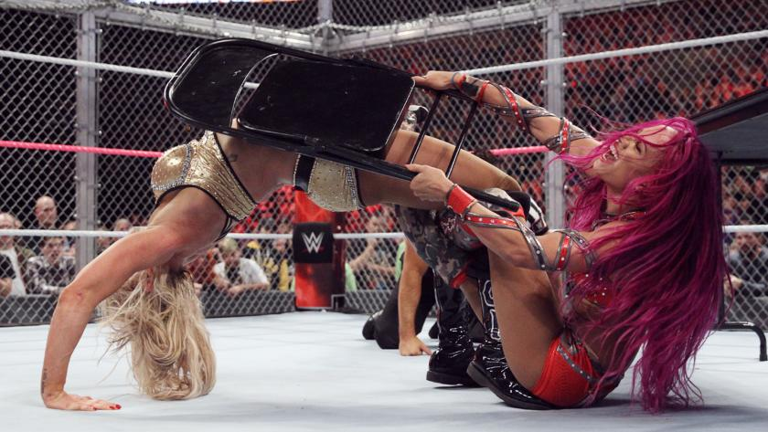 WWE Hell in a Cell Review