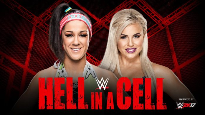 WWE Hell in a Cell PPV