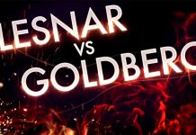 Brock Lesnar vs. Goldberg