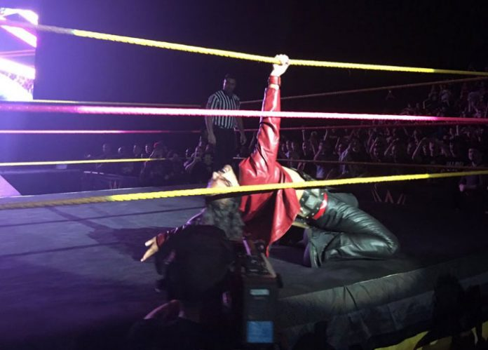 NXT Live Results: Norfolk, Virginia