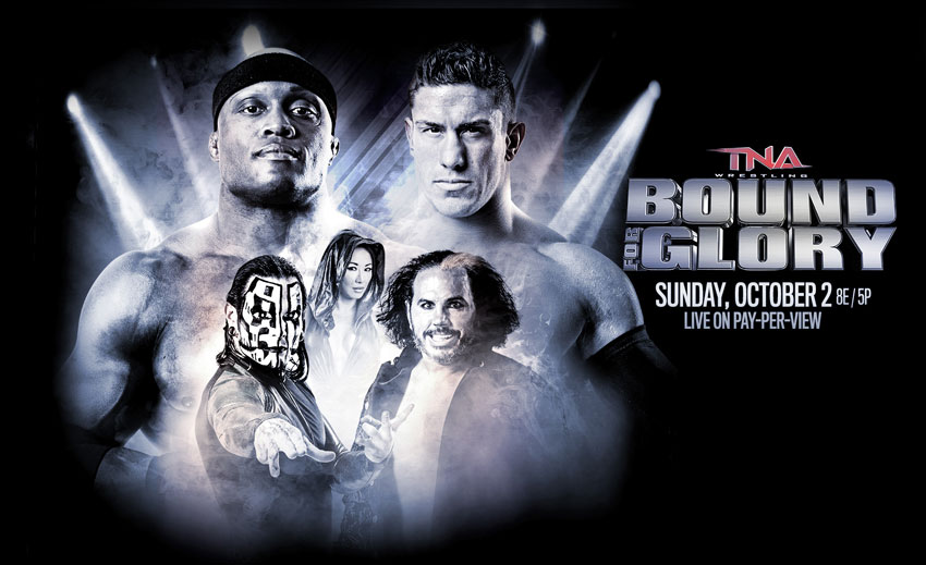TNA Bound For Glory Results