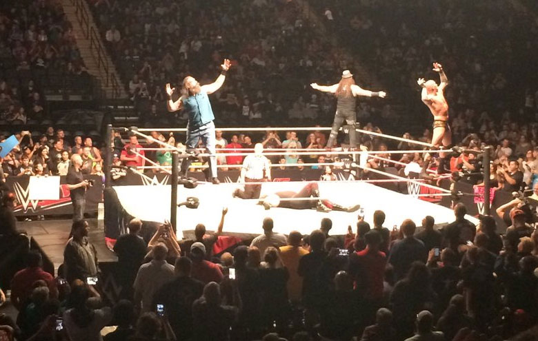 WWE Live Results: Allentown, Pennsylvania
