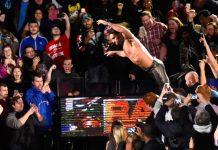 WWE RAW rating 11/21