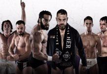 Indie wrestling results