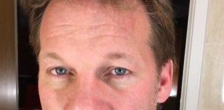 Chris Jericho altercation