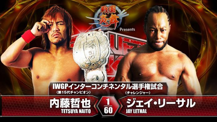 NJPW Power Struggle iPPV Results
