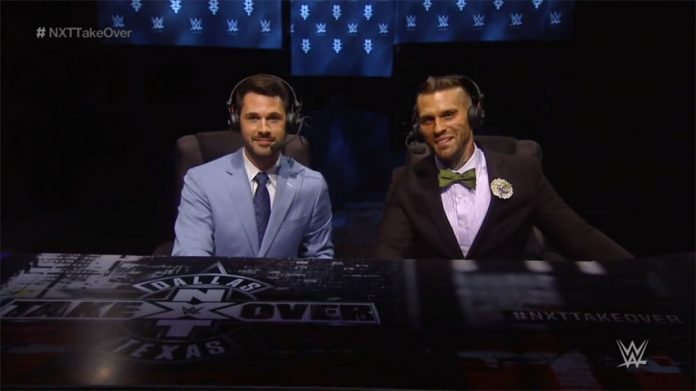 NXT commentary