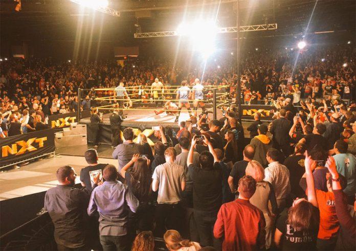 NXT Live Results: New York City, New York
