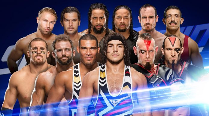 WWE Smackdown live preview 11/2