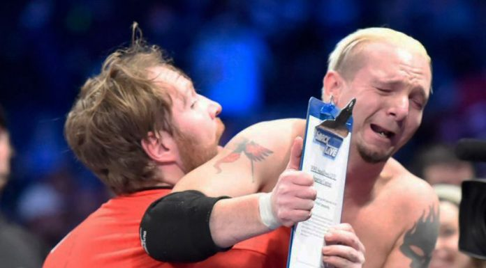 WWE Smackdown rating