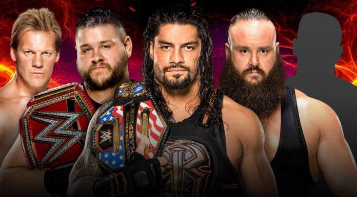 WWE RAW spoiler