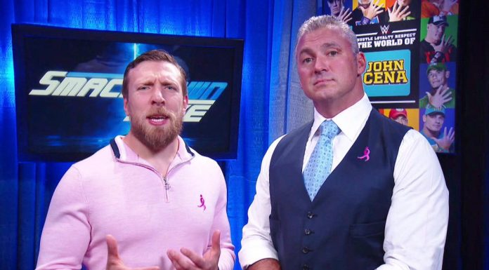 WWE Smackdown Spoilers Results