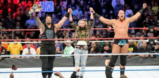 WWE Tribute to the Troops Results