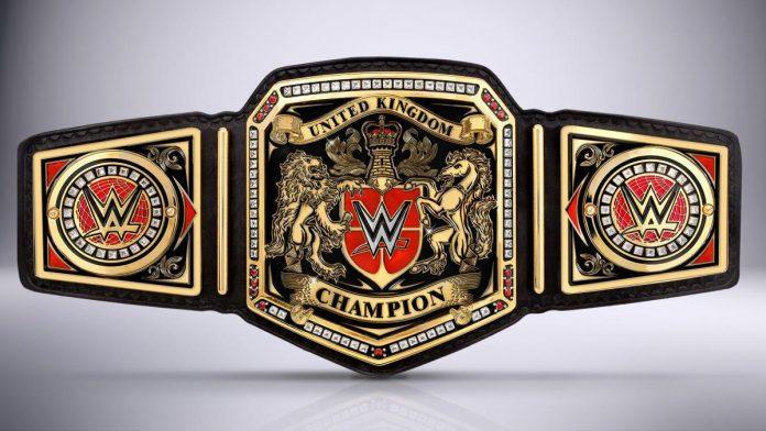 WWE UK Title