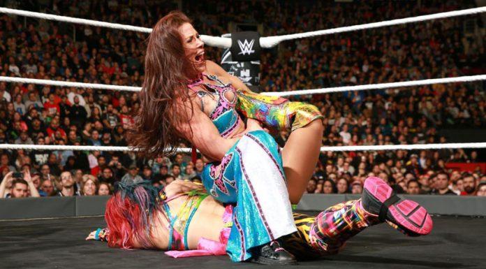 Former WWE star