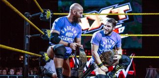 12/7 NXT Live Results: Canberra, Australia