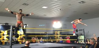 NXT Live Results: Crystal River, Florida