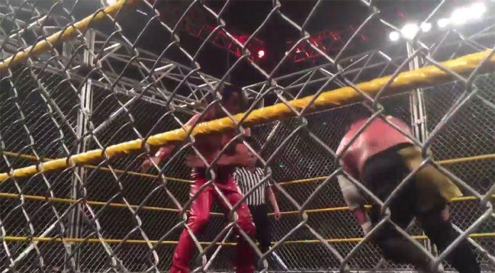 NXT Live Results: Melbourne, Australia