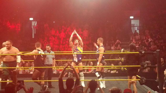 NXT Live Results: Perth, Australia