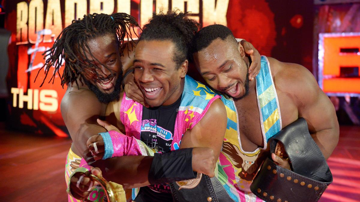 WWE RAW Results - 12/12/16 (Live from Philadelphia, The New Day ...