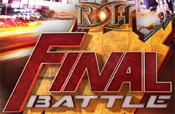ROH Final Battle Results 12/2/16