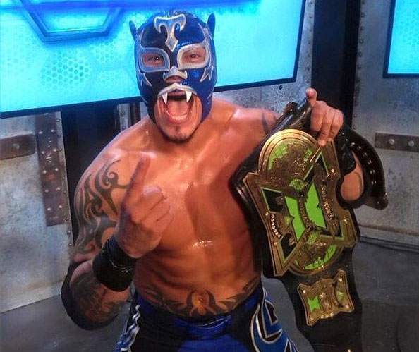 Former X Division Champion
