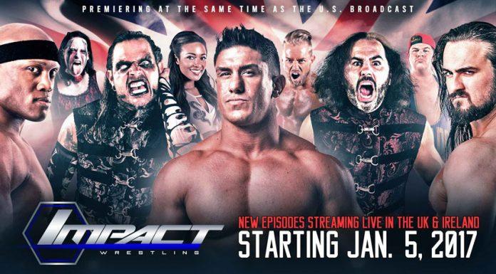 TNA Impact Wrestling app