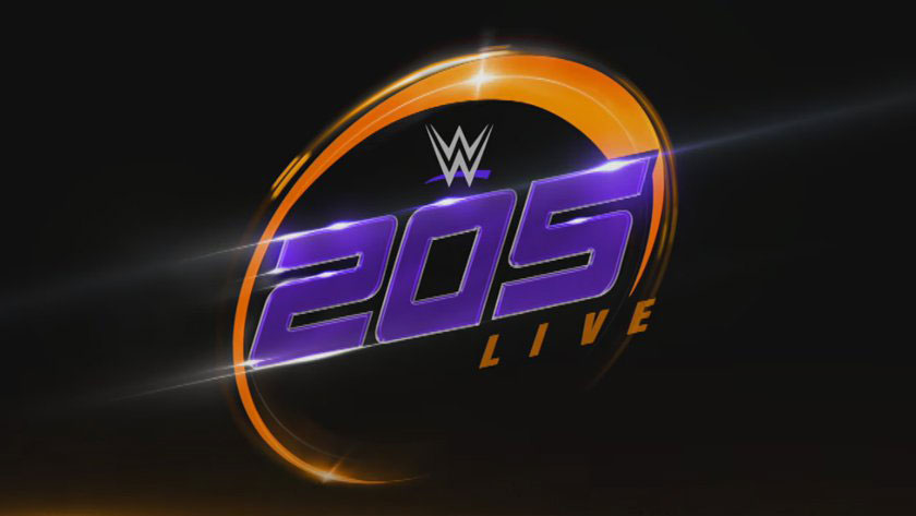 WWE 205 Live taping results