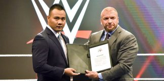 WWE breaking into China