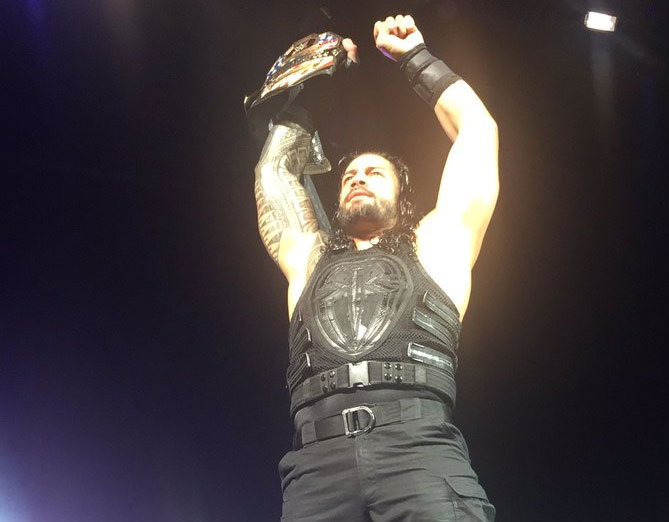 WWE Live Results: Monterrey, Mexico