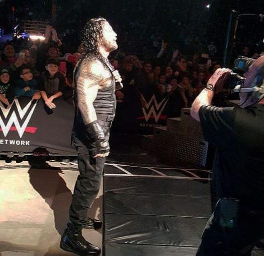 WWE Live Results: Albuquerque, New Mexico