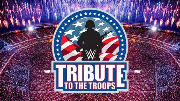 WWE Tribute to the Troops taping results