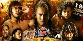 NJPW Wrestlekingdom 11 Results